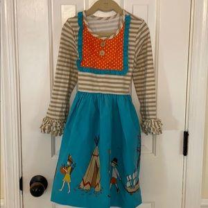 Eleanor rose thanksgiving dress